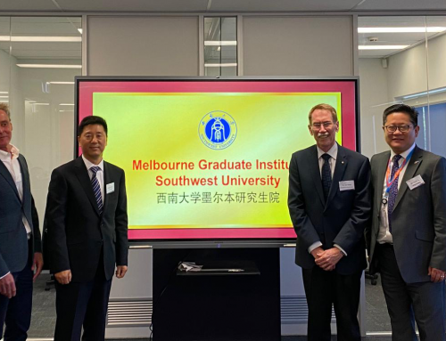 Melbourne Graduate Institute Opening and Information Sharing Session in Australia