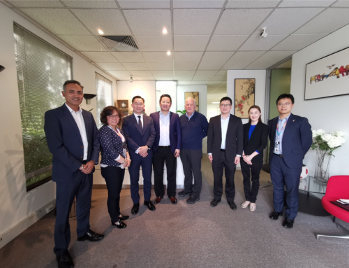 Swinburne University of Technology Delegation Invited to Visit AEMG Melbourne HQ