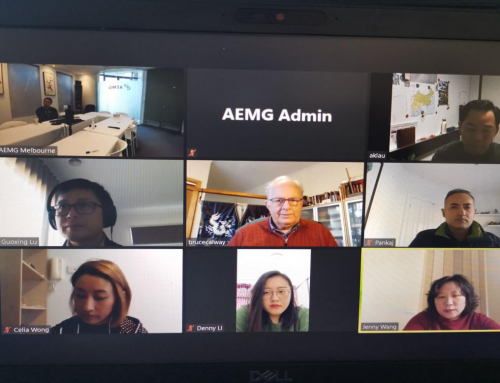 AEMG held Joint Research Centre cooperation management and planning meeting with Swinburne University of Science and Technology